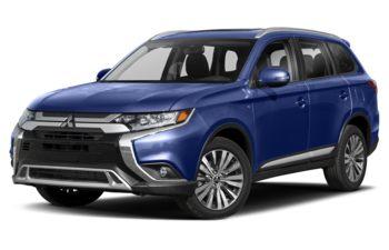 2019 Mitsubishi Outlander - Cosmic Blue