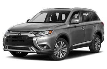 2019 Mitsubishi Outlander - Titanium Grey