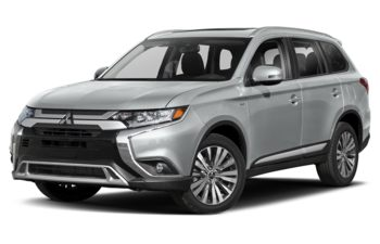 2019 Mitsubishi Outlander - Sterling Silver
