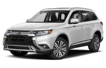 2020 Mitsubishi Outlander - White Pearl