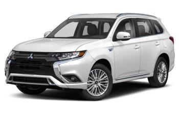 2020 Mitsubishi Outlander PHEV - Pearl White