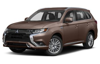2020 Mitsubishi Outlander PHEV - Quartz Brown