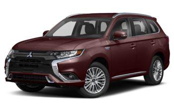 2020 Mitsubishi Outlander PHEV - Sterling Silver