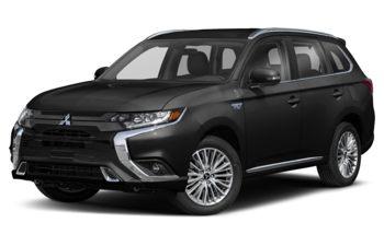 2020 Mitsubishi Outlander PHEV - Ruby Black Pearl