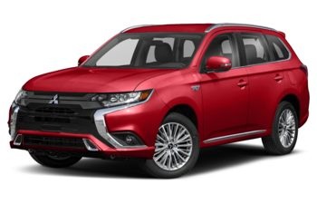 2020 Mitsubishi Outlander PHEV - Red Diamond