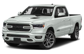 2019 RAM 1500 - Bright White