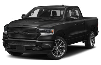 2021 RAM 1500 - Diamond Black Crystal Pearl