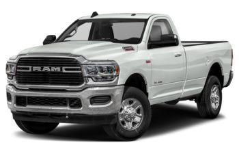2020 RAM 2500 - Bright White