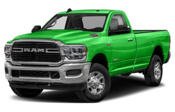 2021 RAM 2500 - Hills Green