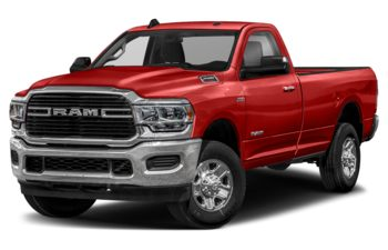 2020 RAM 2500 - Bright Red