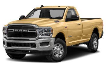 2021 RAM 2500 - Light Cream