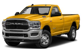 2020 RAM 2500 - Construction Yellow