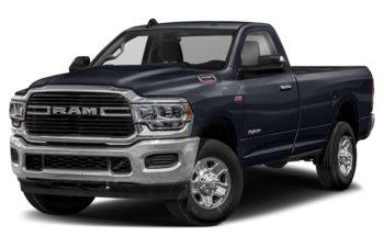 2021 RAM 2500 - Midnight Blue Pearl