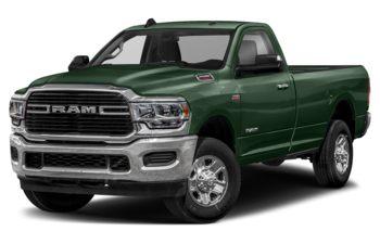 2020 RAM 2500 - Timberline Green Pearl