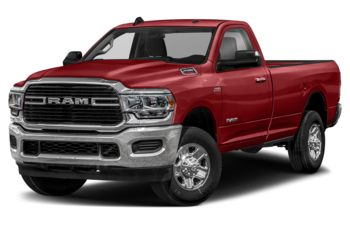 2021 RAM 2500 - Flame Red