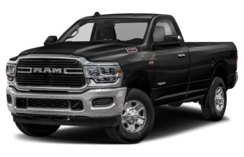 2020 RAM 2500 - Diamond Black Crystal Pearl