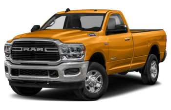 2020 RAM 2500 - Power Tan