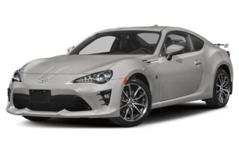 2020 Toyota 86 - Steel
