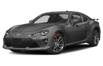 2020 Toyota 86 - Magnetite Grey Metallic