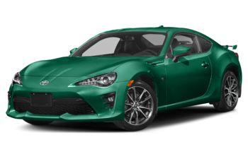 2020 Toyota 86 - Hakone Green