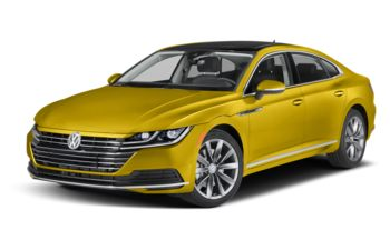2019 Volkswagen Arteon - Kurkuma Yellow Metallic