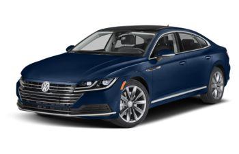 2019 Volkswagen Arteon - Atlantic Blue Metallic