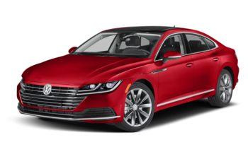2019 Volkswagen Arteon - Chili Red Metallic