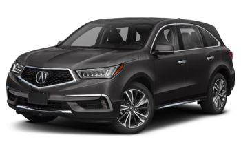 2020 Acura MDX - Modern Steel Metallic
