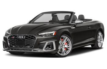 2020 Audi S5 - Mythos Black Metallic/Red Top