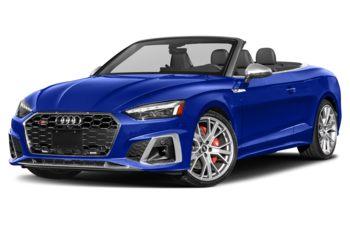 2020 Audi S5 - Navarra Blue Metallic/Grey Top