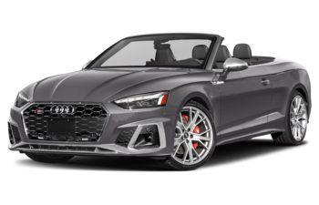 2020 Audi S5 - Quantum Grey/Black Top
