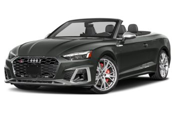 2020 Audi S5 - Daytona Grey Pearl Effect/Black Roof