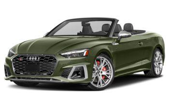 2020 Audi S5 - District Green Metallic/Black Top