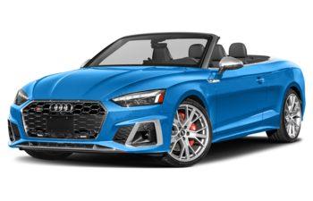 2020 Audi S5 - Turbo Blue/Black Top