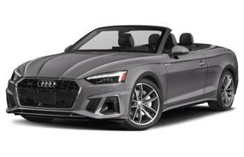 2021 Audi A5 - Quantum Grey/Black Top