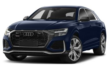2021 Audi RS Q8 - Navarra Blue