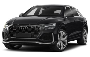2020 Audi RS Q8 - Orca Black Metallic