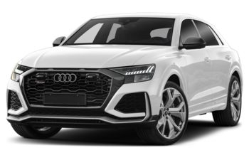 2020 Audi RS Q8 - Glacier White Metallic