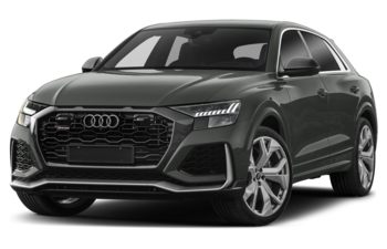 2021 Audi RS Q8 - Daytona Grey