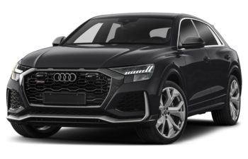 2020 Audi RS Q8 - Night Black