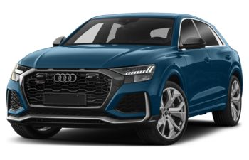 2021 Audi RS Q8 - Galaxy Blue