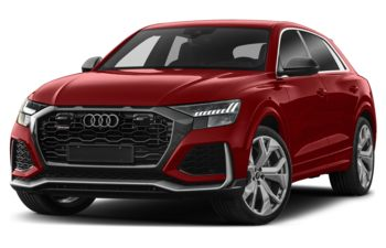 2020 Audi RS Q8 - Matador Red Metallic