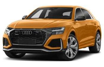 2021 Audi RS Q8 - Dragon Orange