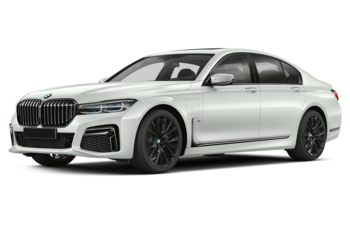 2020 BMW 745Le - Alpine White