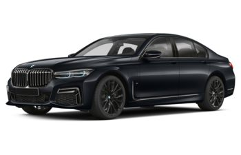 2020 BMW 745Le - Carbon Black Metallic