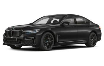 2020 BMW 745Le - Black Sapphire Metallic