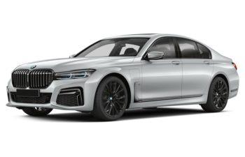 2020 BMW 745Le - Glacier Silver Metallic