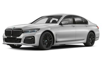 2020 BMW 745Le - Mineral White Metallic