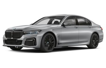 2020 BMW 745Le - Donington Grey Metallic