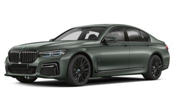 2020 BMW 745Le - Dravit Grey Metallic